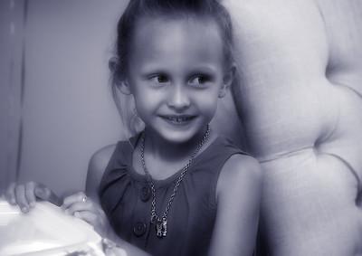 Riley in Blue