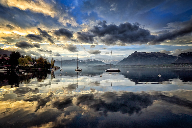 Thunersee  LXIX