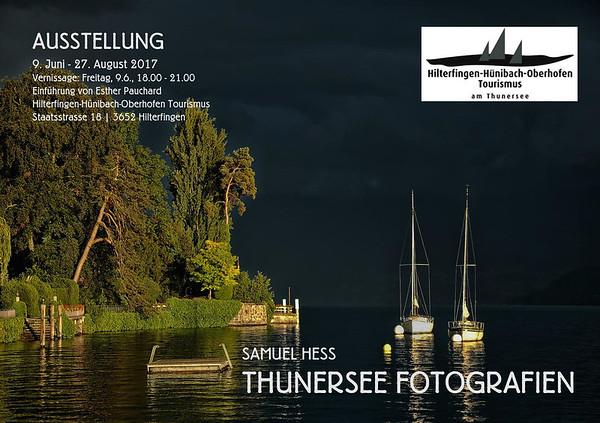 Ausstellung Thunersee Fotografien