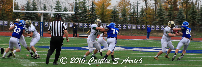 Howell at Detroit Catholic Central Football