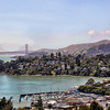 Golden Gate from Tiburon (1)