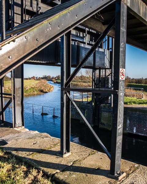 Iron aqueduct Bramwith