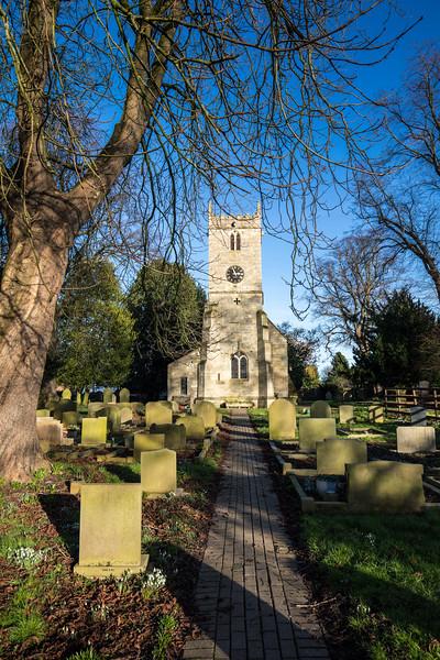 Kirk Bramwith church
