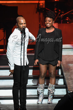 Kirk Franklin and Ledisi in Concert - Detroit, MI
