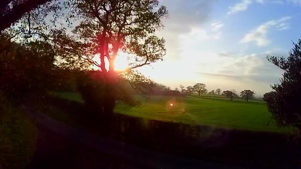 Kirkby Fleetham Autumn Colours