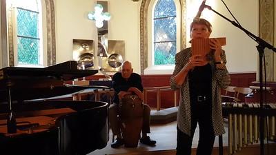 """Trioen Halberg, Calusen og Quist Møller spiller """"Briar of the Rose """""""