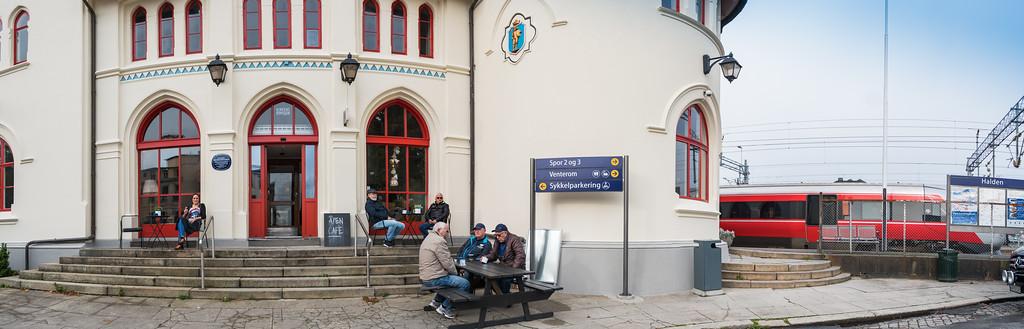 Halden Bymisjon Kafe-Trond Henriksen