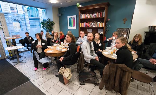 Markedsavdelingens frokostseminar-næringslivet 18.10.17