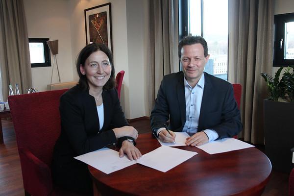 Signering Norgesgruppen 20.01.17