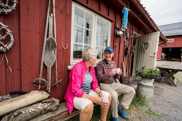 Skjerven Gård - Grønn omsorg 15.06.17