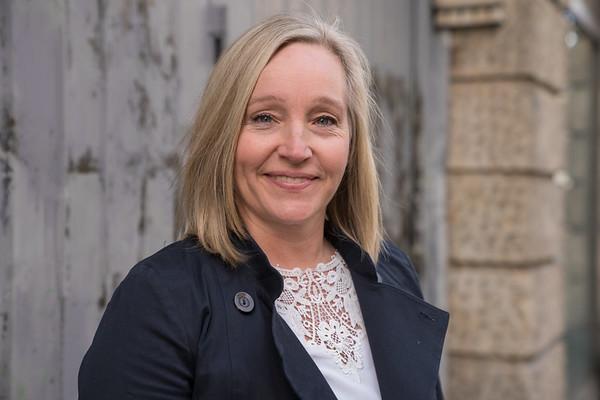 Vibecke Østby - Leder TV-aksjonssekretæriatet