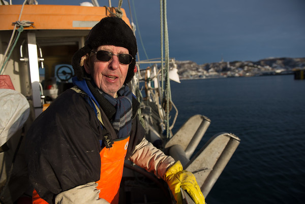 Bodø - Rekefisker 12.02.13