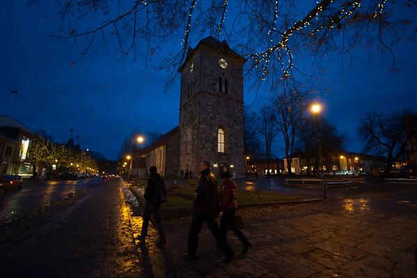Trondheim-Nykirka 01.11.12