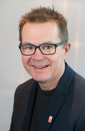 Johannes Heggland - Assisterende generalsekretær