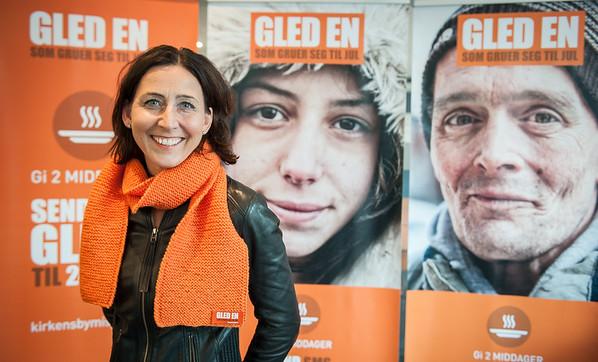 Adelheid Firing Hvambsal -juleaksjon 26.10.15