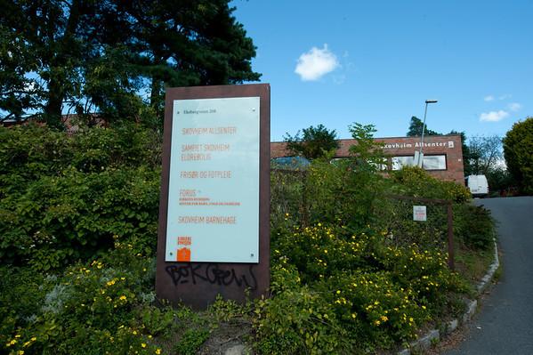 Skovheim mai 2011