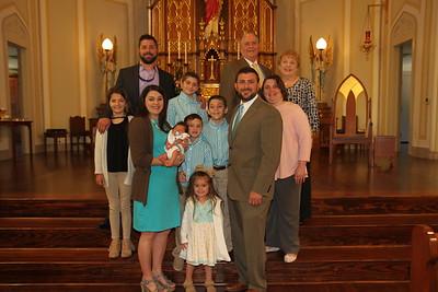 2018 Matthew Baptism