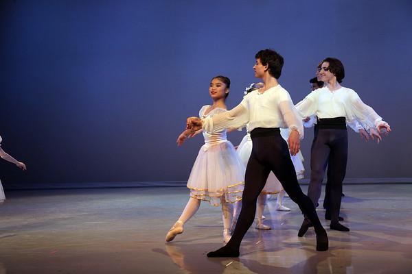 2012 Winter Performance, Saturday performances