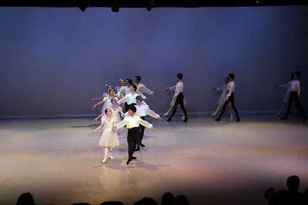 2012 Winter Performance, Thursday performances