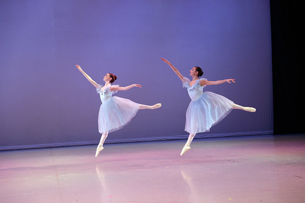 Winter Performance, Thursday Dress Rehearsal
