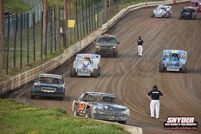 6/19/15 - Big Diamond Speedway