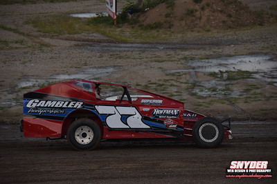 8/14/15 - Big Diamond Speedway