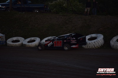 8/21/15 - Big Diamond Speedway