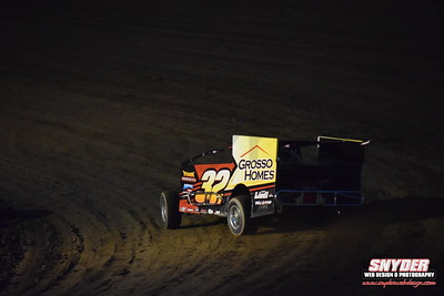 8/28/15  - Big Diamond Speedway