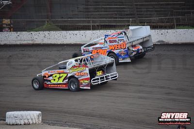 8/29/15 - Grandview Speedway