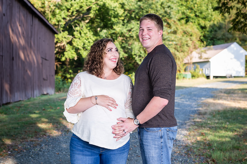 ©Waters Photography_Kirsten and Kevin Maternity Sept 201920