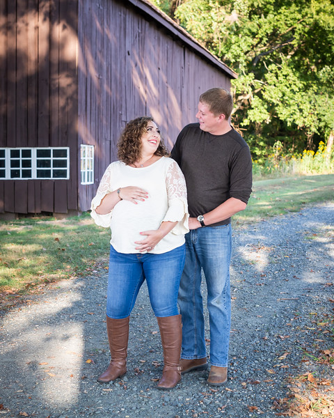 ©Waters Photography_Kirsten and Kevin Maternity Sept 201913