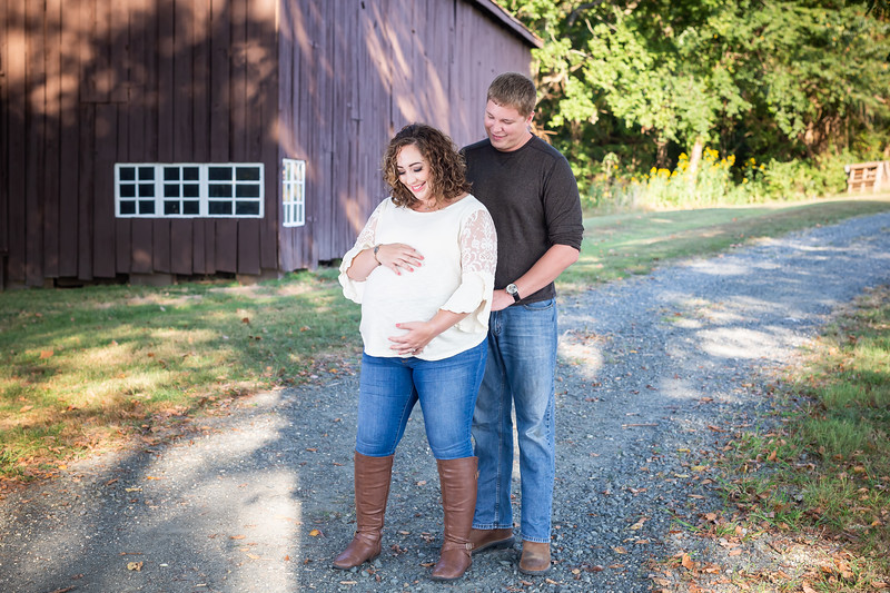 ©Waters Photography_Kirsten and Kevin Maternity Sept 201911