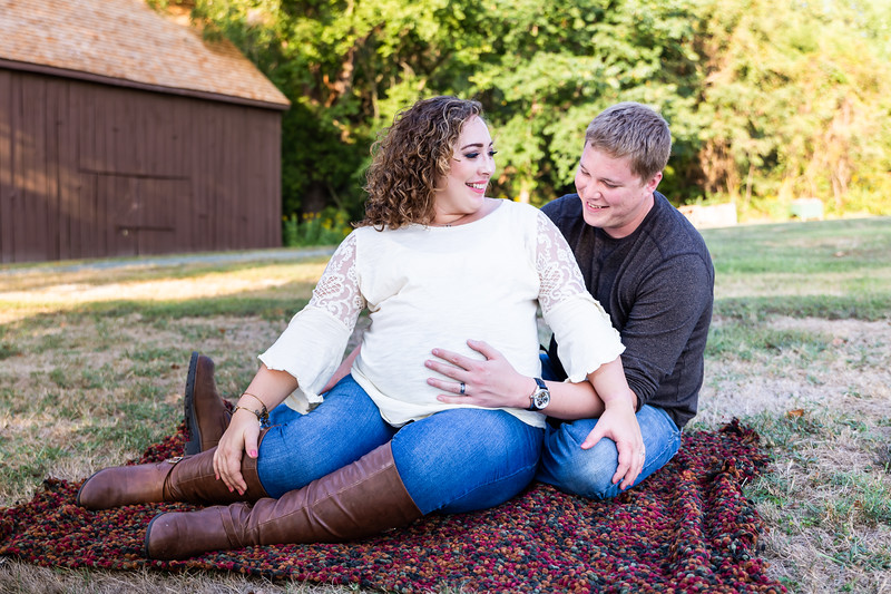 ©Waters Photography_Kirsten and Kevin Maternity Sept 201945