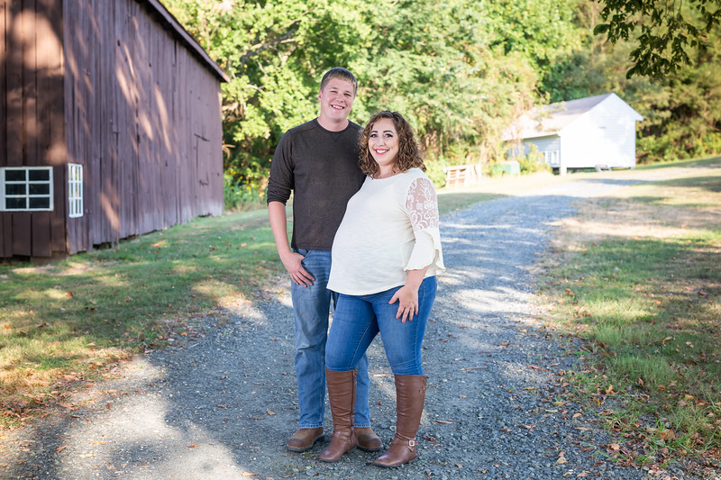 ©Waters Photography_Kirsten and Kevin Maternity Sept 201906