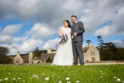 Kirstin & Matthew - Ellenborough Park Hotel