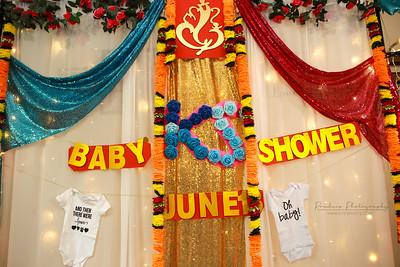Kiruba Baby shower