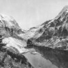Gunsight Pass, Lake Ellen Wilson
