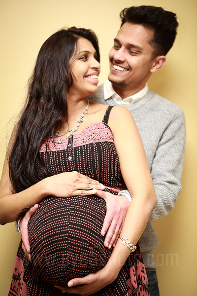 Kishore - Shama Maternity shoot 2