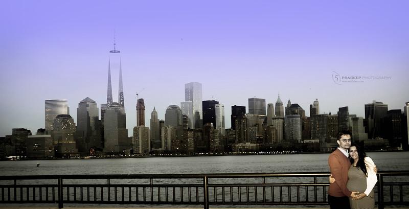 New York - Sky line