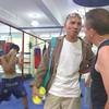 Trainer Elvis Emata