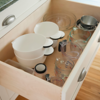 Mixing bowl drawer