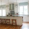 Kitchen - counter view