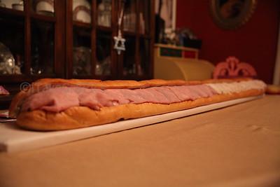 Kosher Italian Sub