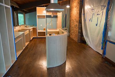 Week 6: Floors refinished!