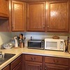 Kitchen before redesign ...