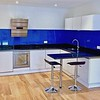 Kitchen Glass Splashback - W12