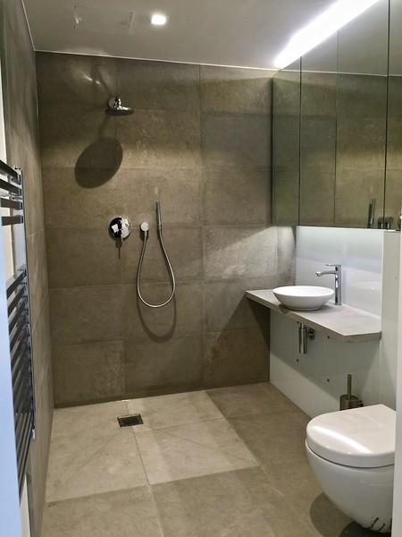 Glass Mirrors & SplashBack (BathRoom) - Shoreditch E1
