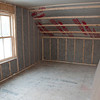 Second bedroom insulation