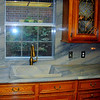 Kitchen Tops in Azul Imperial by Schlitzberger Stone Designs