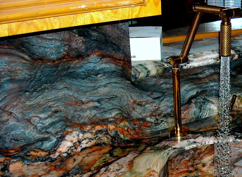 Stone Sink, Kitchen Tops and Stone Splashes by Schlitzberger Stone Designs